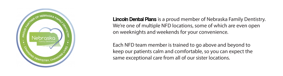 nfd lincoln dental plans partnership
