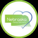 Nebraska Family Dentistry logo.